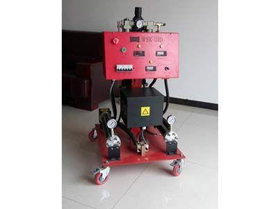 低压聚氨酯喷涂机