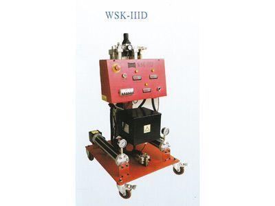 聚氨酯喷涂机应用