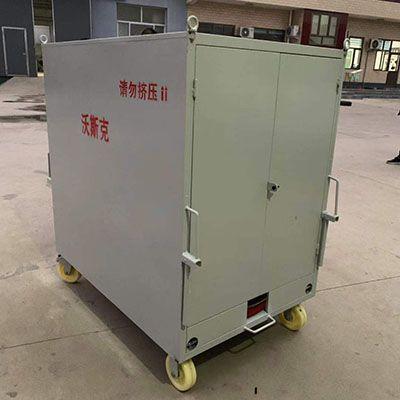 聚氨酯高压喷涂机展示