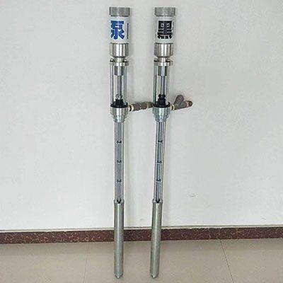聚氨酯提料泵展示